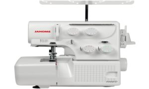 Janome 8002D Serger Reviews