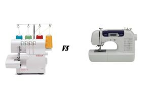 Serger vs Sewing Machine: Know the Difference between These Machines Which one is best?